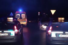 Policjanci wyjaśniają okoliczności wypadku w Ojrzanowie