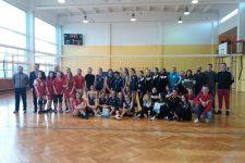 Mistrzostwa Powiatu w piłce siatkowej dziewcząt szkół ponadpodstawowych