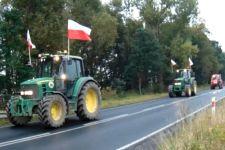 Strajk Rolników w całej Polsce. Również na Pałukach