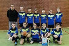 Mistrzostwa Powiatu w koszykówkę chłopców Igrzyska Dzieci