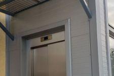 Udogodnienia dla osób niepełnosprawnych w Starostwie Powiatowym w Żninie. Jest winda!