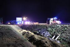 Śmiertelny wypadek w Lubczu