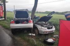Dwie osoby zginęły w wypadku w Tonowie