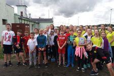 Sztafetowe biegi przełajowe dla szkół podstawowych