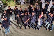 Rolnicy z Pałuk protestowali w Srocku