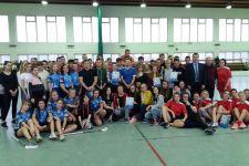 Mistrzostwa Powiatu w unihokeju szkół ponadpodstawowych