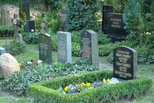 Z grobu kradną kwiaty, doniczki, a nawet misia