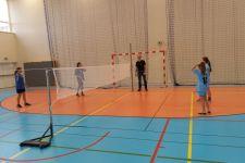 Mistrzostwa Powiatu w badmintonie szkół podstawowych