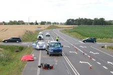 Tragiczny wypadek na obwodnicy Mogilna