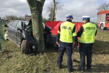 Tragiczne skutki wypadku w Minikowie