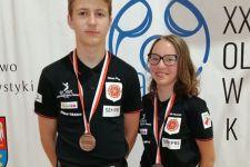 Dwa medale bilardzistów na Mistrzostwach Polski Juniorów!