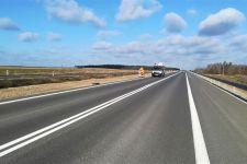 Przełożenie ruchu z DK5 na S5 między Jaroszewem a Szubinem