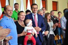 Premier spotkał się z mieszkańcami Pałuk