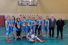 Mistrzostwa Powiatu w koszykówce szkół gimnazjalnych