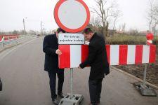 Most w Rogowie otwarty