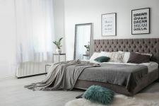 Kwintesencja dobrego snu - jak ustawić łóżko w sypialni?
