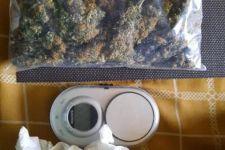 Barcin: Zatrzymany z narkotykami